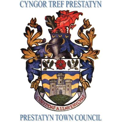 Prestatyn Town Council logo